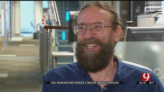 OSU Researcher Make A Major Breakthrough
