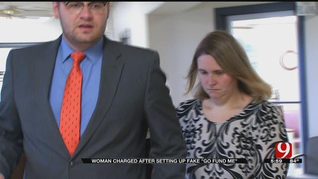 Enid Woman Charged In GoFundMe Scam