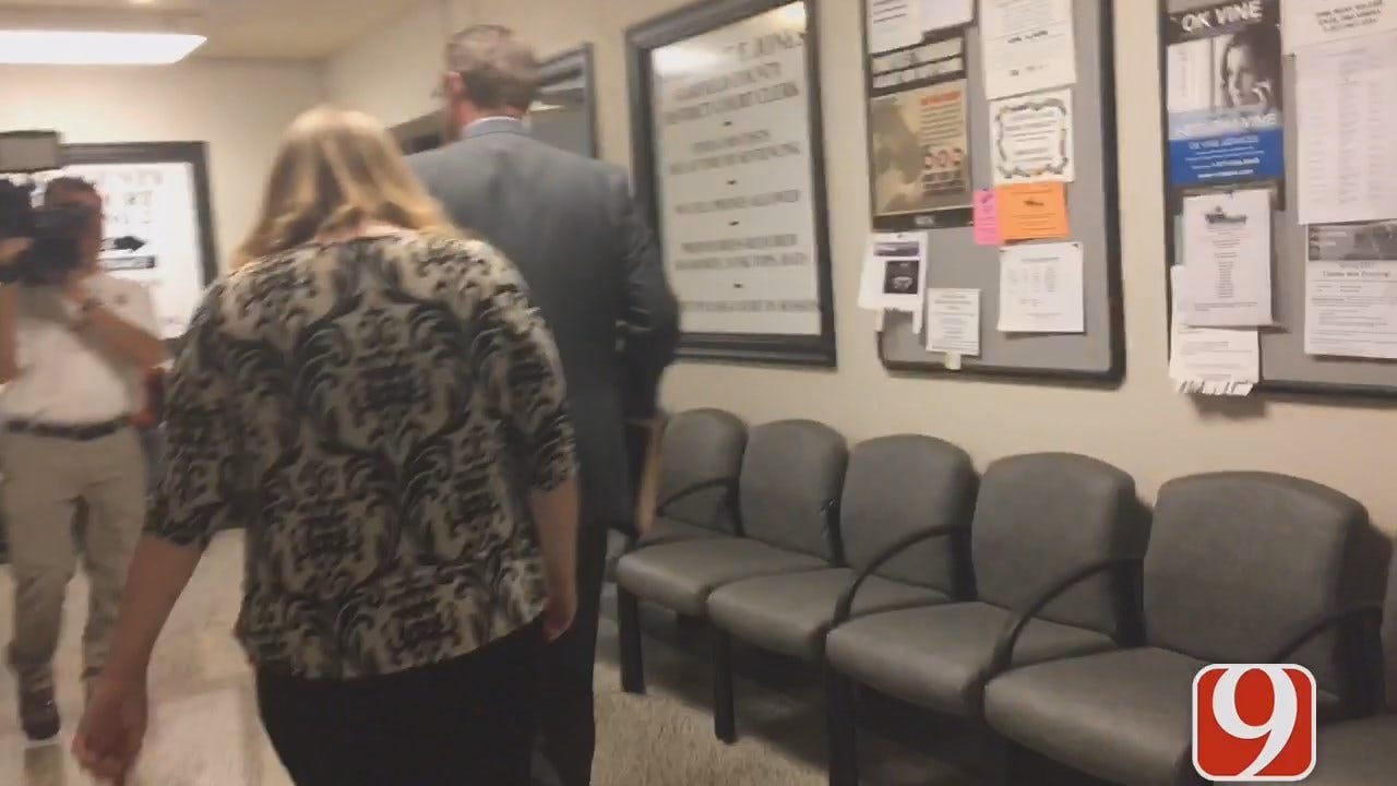 WEB EXTRA: Enid Woman Appears In Court, Accused Of GoFundMe Scam