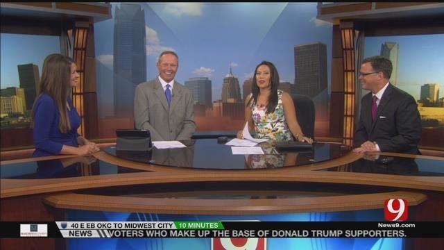 Rachel Calderon Says Goodbye To News 9