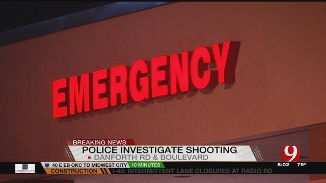Police Investigate After Man Shot At Edmond Apartment Complex