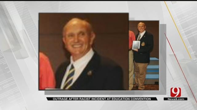 Elk City Teacher's Racist Joke Sparks Outage