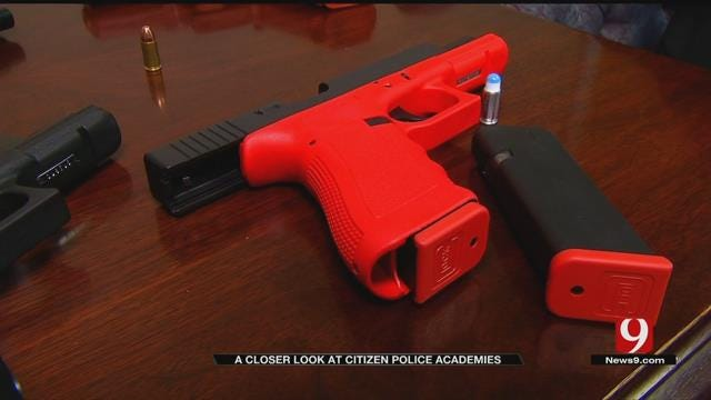 Oklahoma Police Departments Stand Behind Citizens Academies