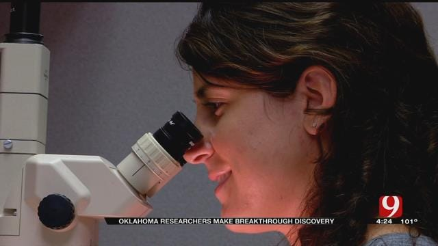 Medical Minute: Vision Research