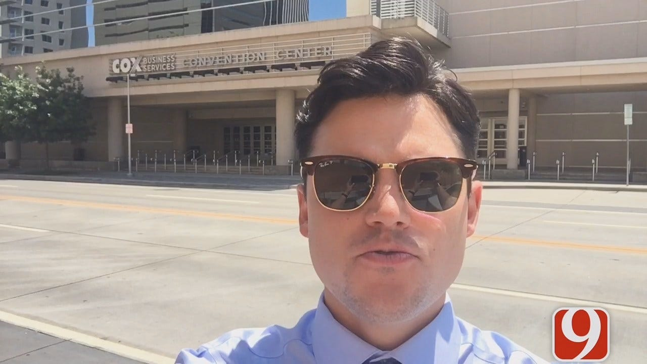 WEB EXTRA: Racist Incident At OK CareerTech Conference Sparks Controversy