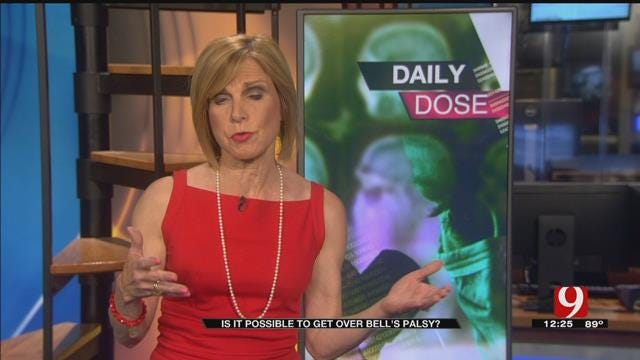 Daily Dose: Can You Get Over Bell's Palsy?