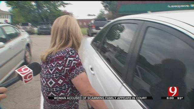 Woman Accused Of Scamming Family Appears In Court