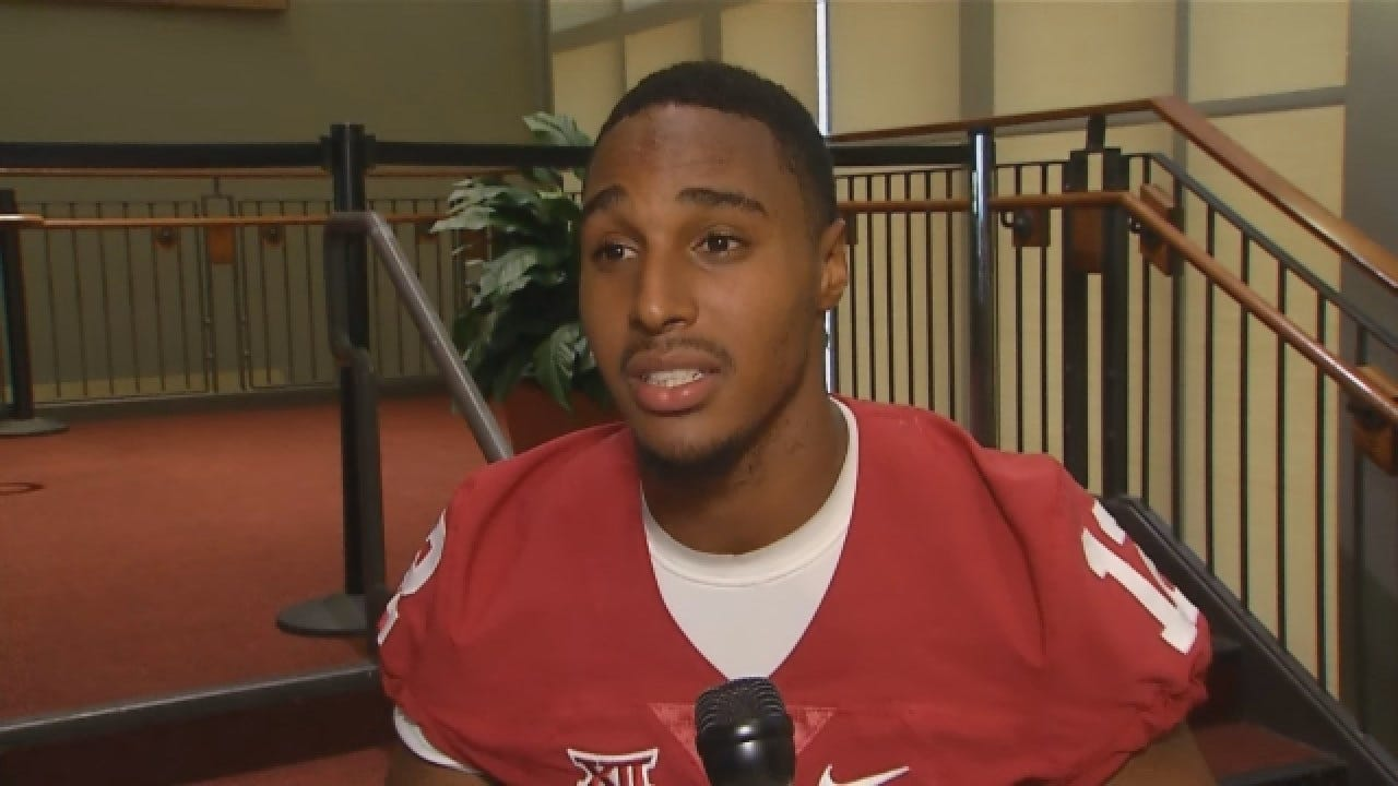 Dean Goes 1-on-1 With OU's Will Johnson
