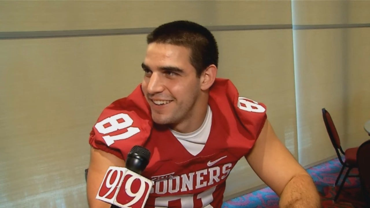 Dean Goes 1-on-1 With OU's Mark Andrews