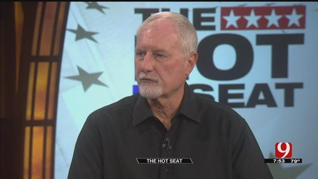 Hot Seat: Ed Lake