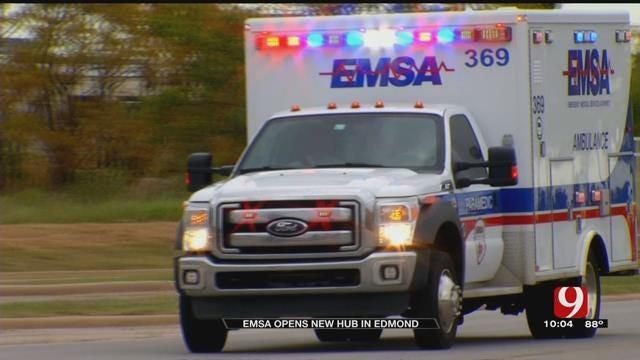 EMSA Opens New Edmond Hub