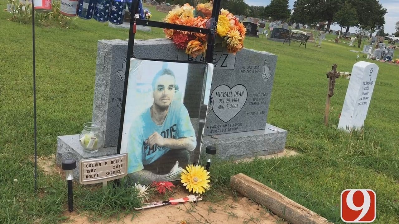 Family Furious After Burial Mix-Up At Shawnee Cemetery