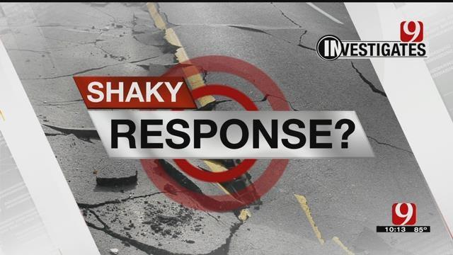 9 Investigates: Oklahoma's Response To Earthquakes