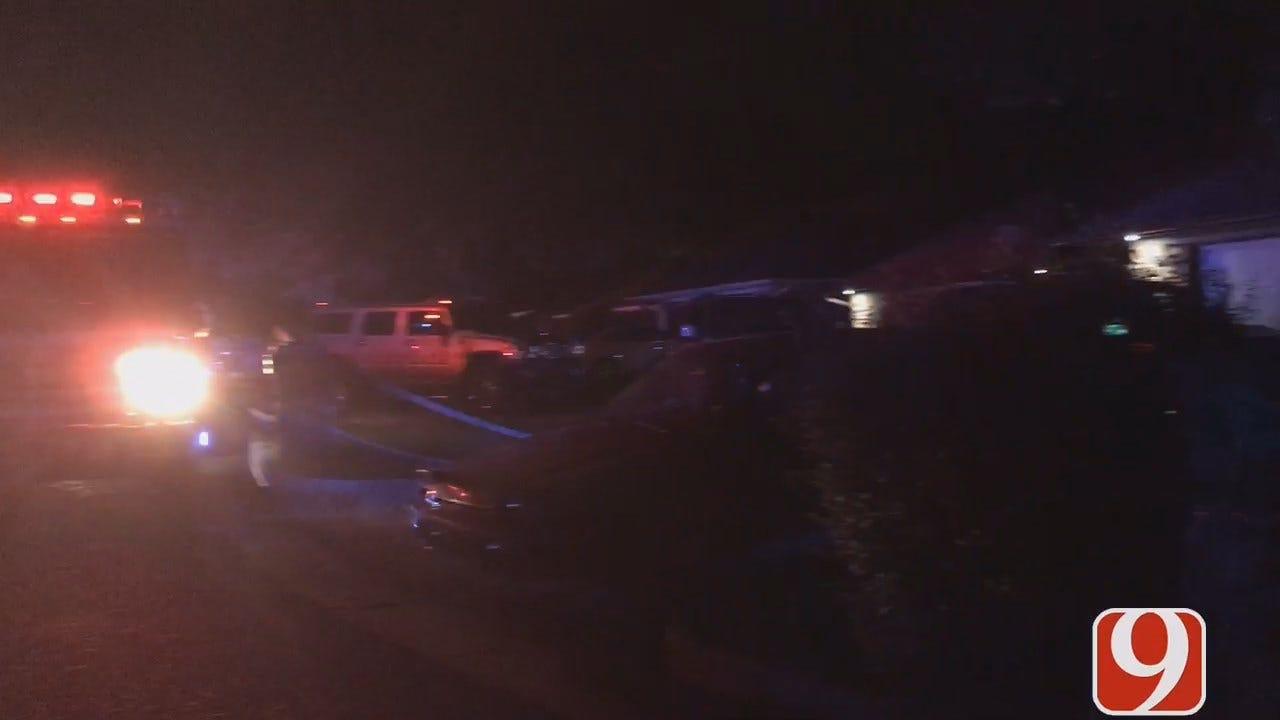 WEB EXTRA: Tiffany Liou Updates On NW OKC House Fire