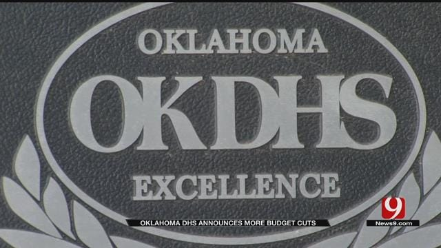 Oklahoma DHS Announces More Budget Cuts