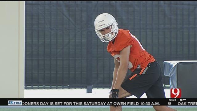 OSU's Dillon Stoner Impressing at Fall Camp