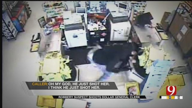 MWC Police Release 911 Tapes, Surveillance Footage Of Armed Robbery