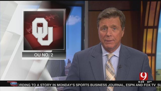 OU Ranked No. 2 in AP's List of All-Time Great College Football Programs