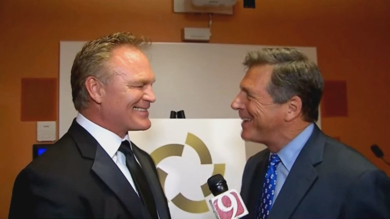 WEB EXTRA: Dean's One-On-One With Brian Bosworth