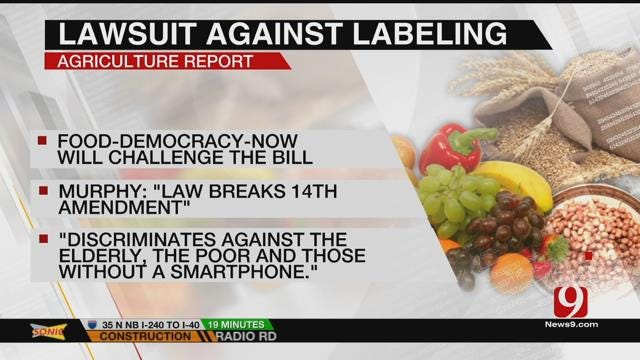 AG REPORT: Food Democracy Now Will Challenge GMO Labeling Bill