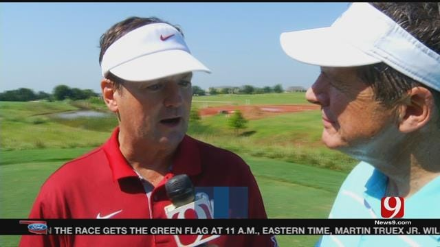 Dean Blevin's Talks With Bob Stoops