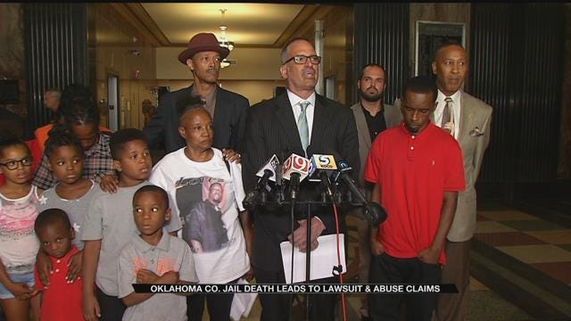 Oklahoma Co. Jail Death Leads To Lawsuit, Abuse Claims