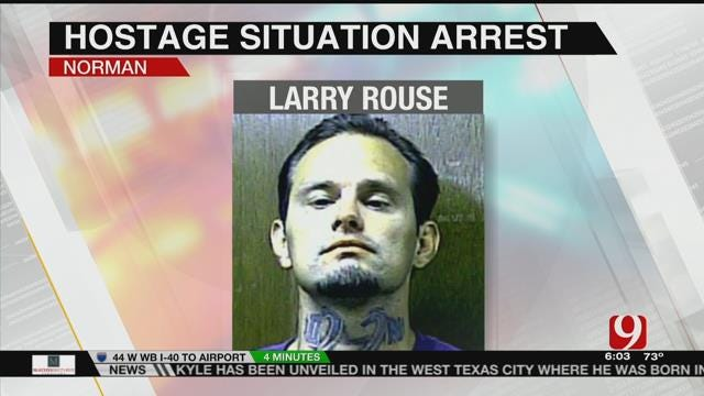 Norman Police Arrest Man Accused Of Kidnapping, Rape