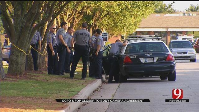FOP President: OKC Officers May Get Bodycams Back Between September, November