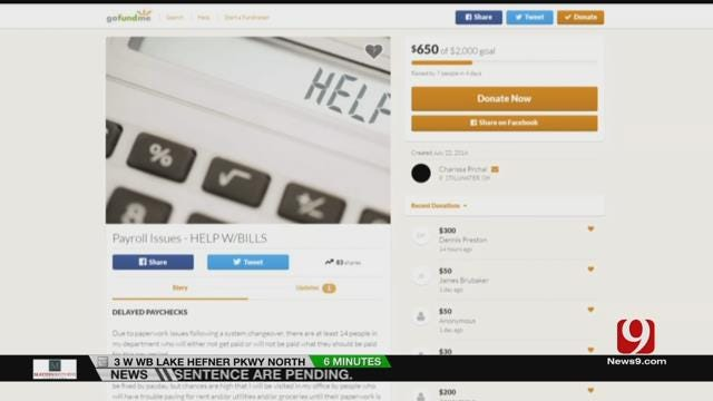 OSU: Despite Payroll System Issues, Employees Will Be Paid On Time