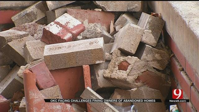 New Strategy To Deal With Abandoned Homes In OKC