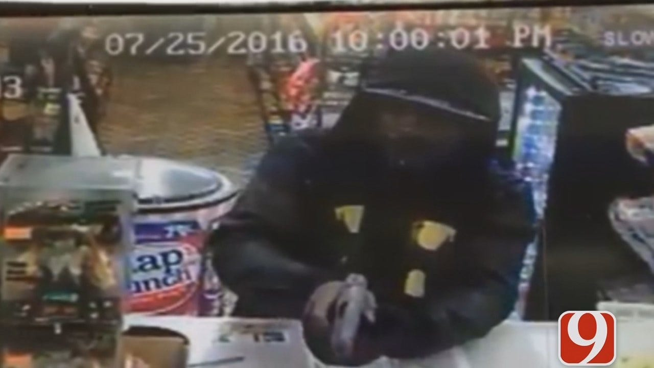 WEB EXTRA: Reporter Tiffany Liou Updates On Search For OKC Serial Armed Robber