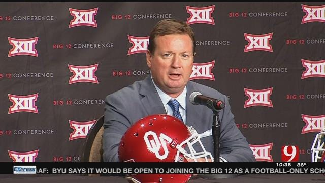 Dean and John Discuss Big 12 Media Day For the OU Sooners
