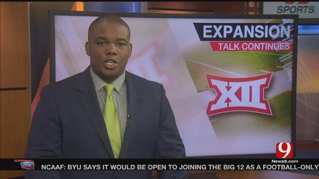Houston Emerging As Possible Candidate to Join Big 12