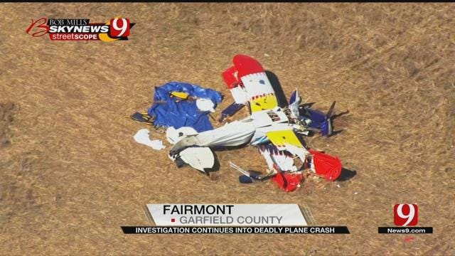 Investigation Continues Into Deadly Plane Crash Near Fairmont