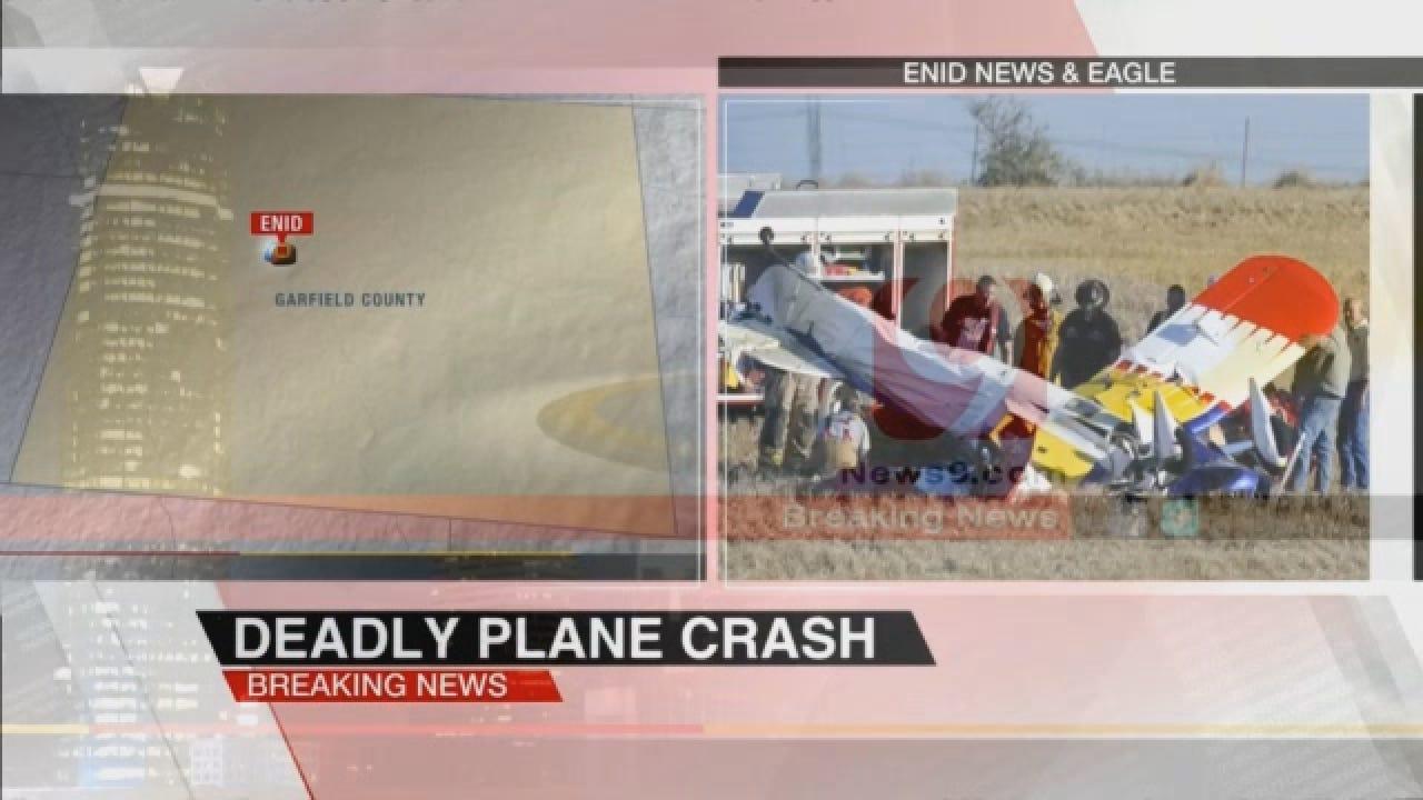7-21 Enid Plane Crash.wmv