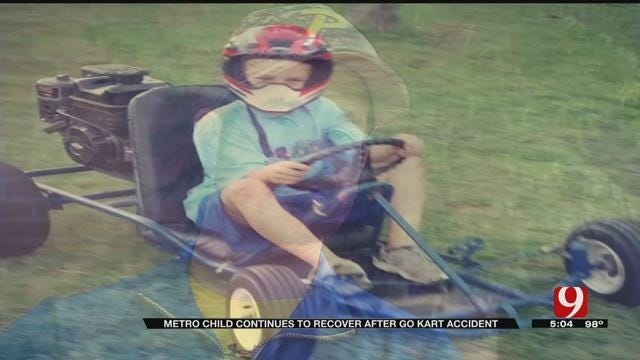 Metro Child Seriously Injured In Go Kart Crash Continues Recovery