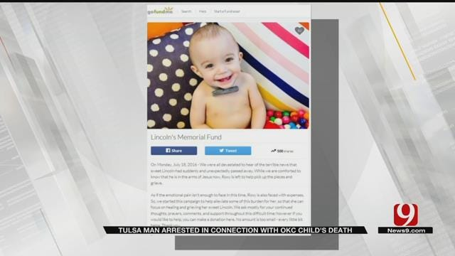 Tulsa Dentist Arrested In Connection With Metro Baby's Suspicious Death