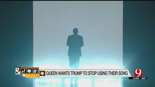 Trends, Topics & Tags: Queen Doesn't Want Trump Using Their Song