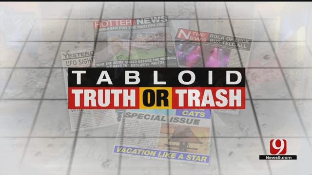 Tabloid Truth or Trash For Tuesday, July 19