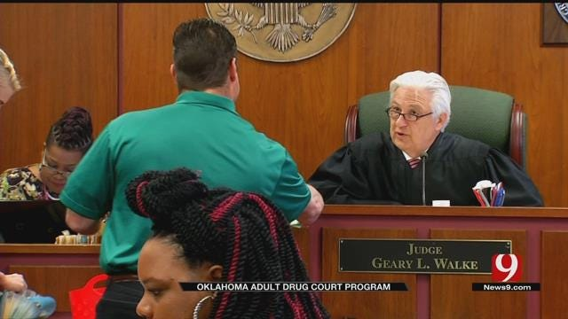 Alternative To Prison Program Helps OK Inmates Recover From Addiction