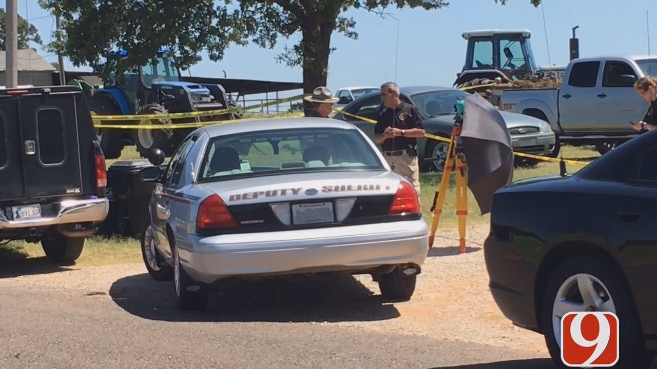 WEB EXTRA: Reporter Tiffany Liou Updates On Officer-Involved Shooting In McClain Co.