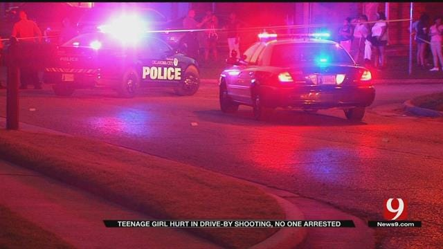 18-Year-Old Recovering After Being Shot In Drive-By Shooting