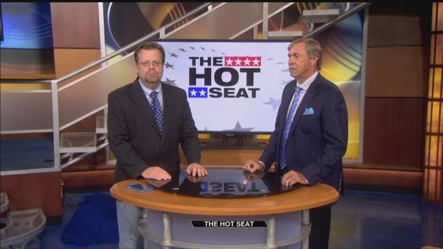 Hot Seat: Dr. Stephen Cagle