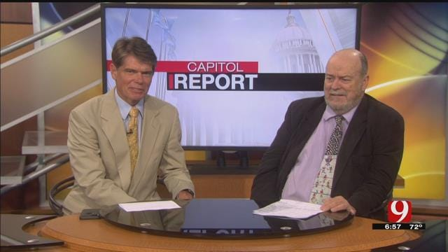 Capitol Report: College Tuition