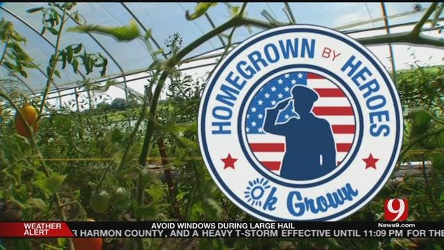 New Food Label Indicates Produce Grown By Veteran
