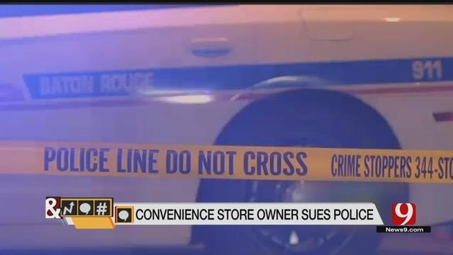 Trends, Topics & Tags: Baton Rouge Store Owner Suing Police