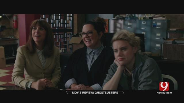 Dino's Movie Moment: Ghostbusters