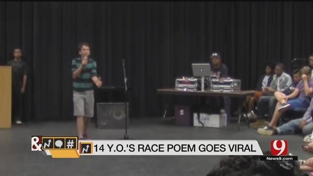 Trends, Topics & Tags: Atlanta Teen's Poem About Race/America Goes Viral