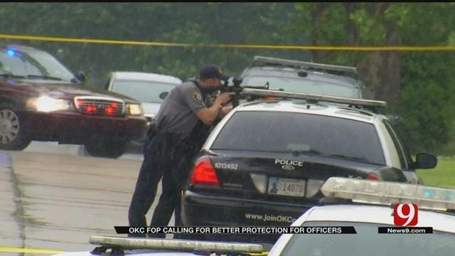 OKC FOP Calling For Better Protection For Officers