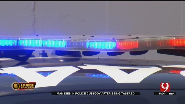 Man Dies In OKC Police Custody After Being Tasered